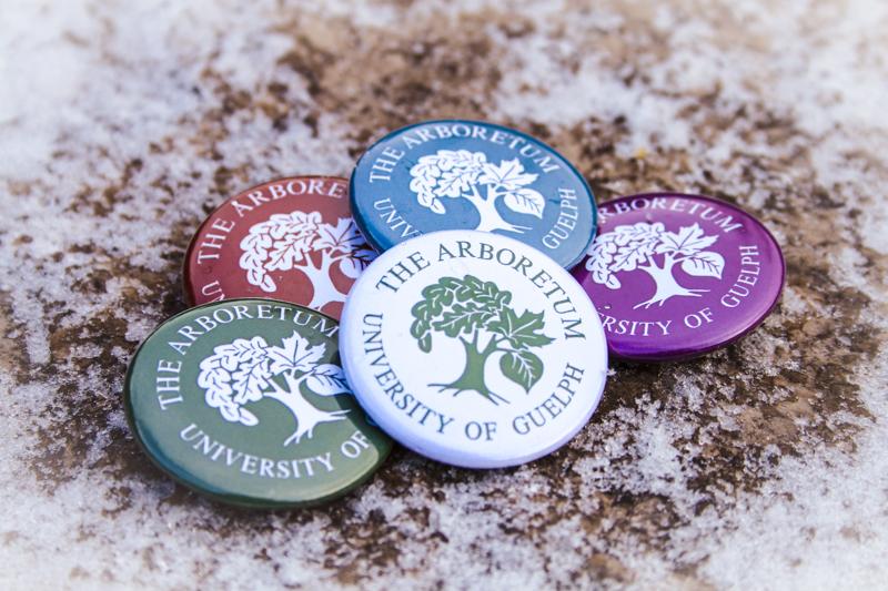 Arboretum Buttons