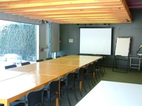 The OAC Centennial Arboretum Centre  Boardroom
